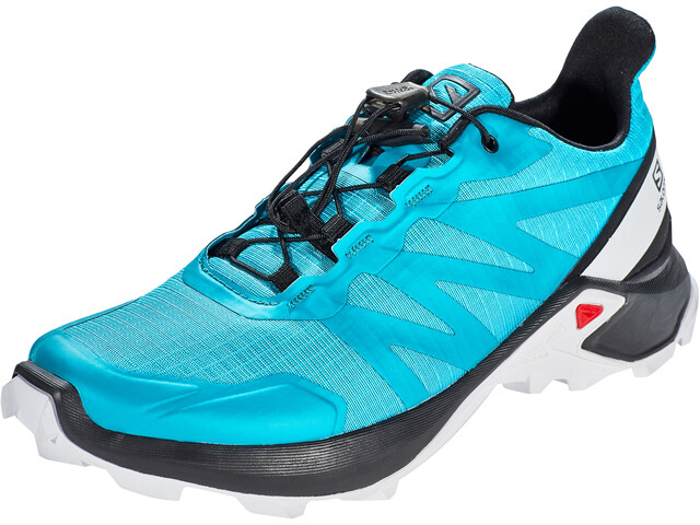 Salomon Supercross Zapatillas Mujer, Turquesa